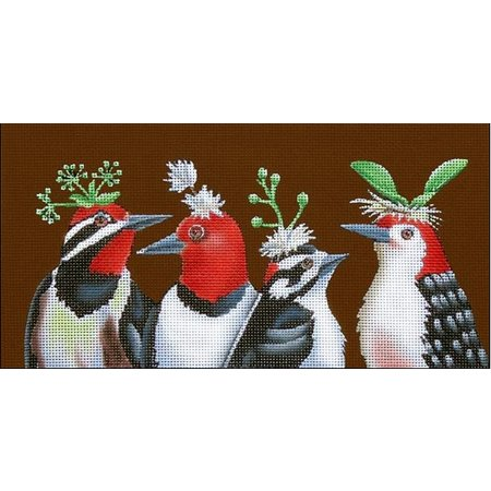 Woodpecker's Night Out