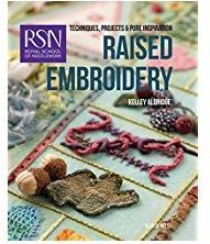 Raised Embroidery - Royal School of Needlepoint