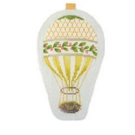 Mini Balloon Gold Holly