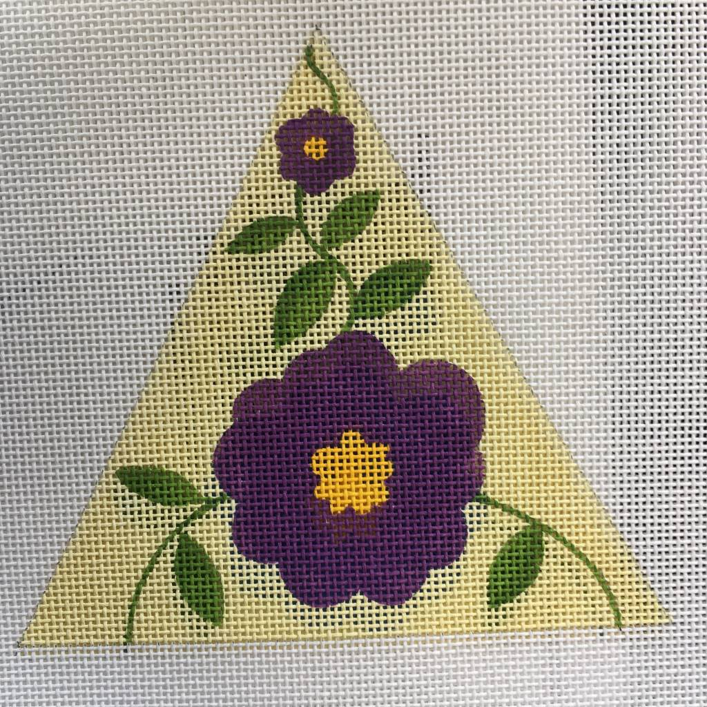 Floral Frame Weight