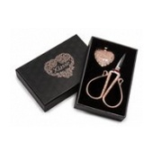 Rose Gold Embroidery Gift Set