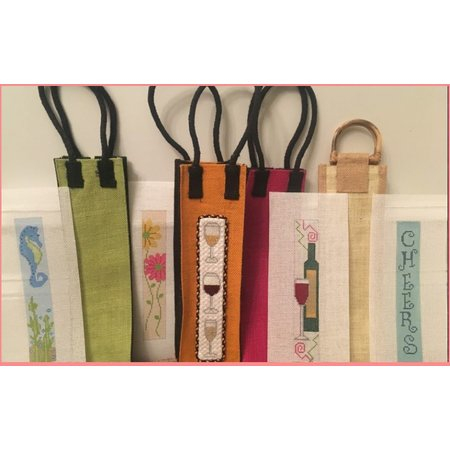 Wine Canvas and Bag