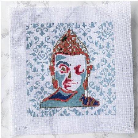 Damask Buddha