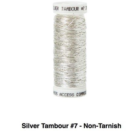 Silver Tambour No.7
