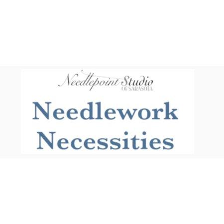 Deposit - Needlepoint Necessities Class Jan 10-12 2019