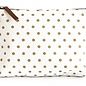 Canvas Pouches with Zipper