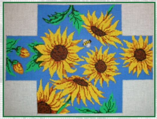 Sunflowers Brick