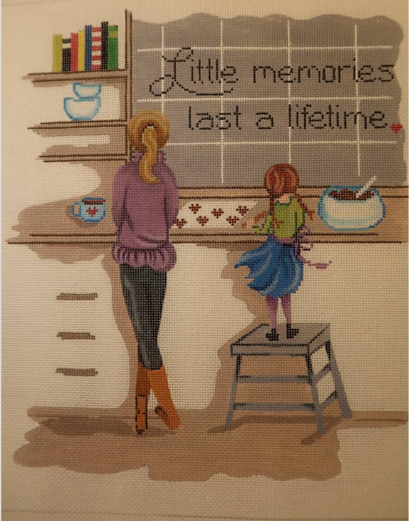 Little Memories Last a Lifetime
