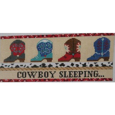 Cowboy Sleeping