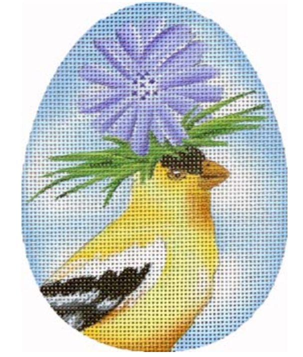 Chickory Goldfinch Egg