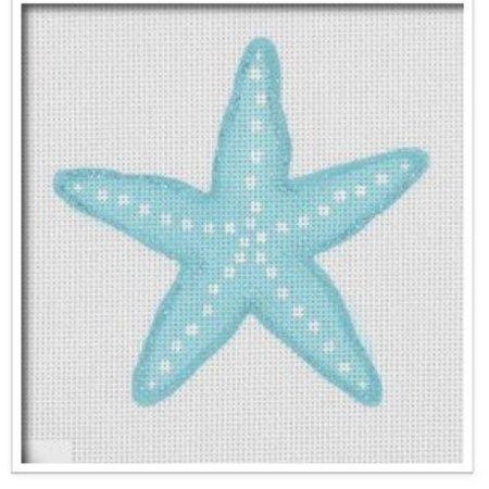 Turq. Seaside Starfish