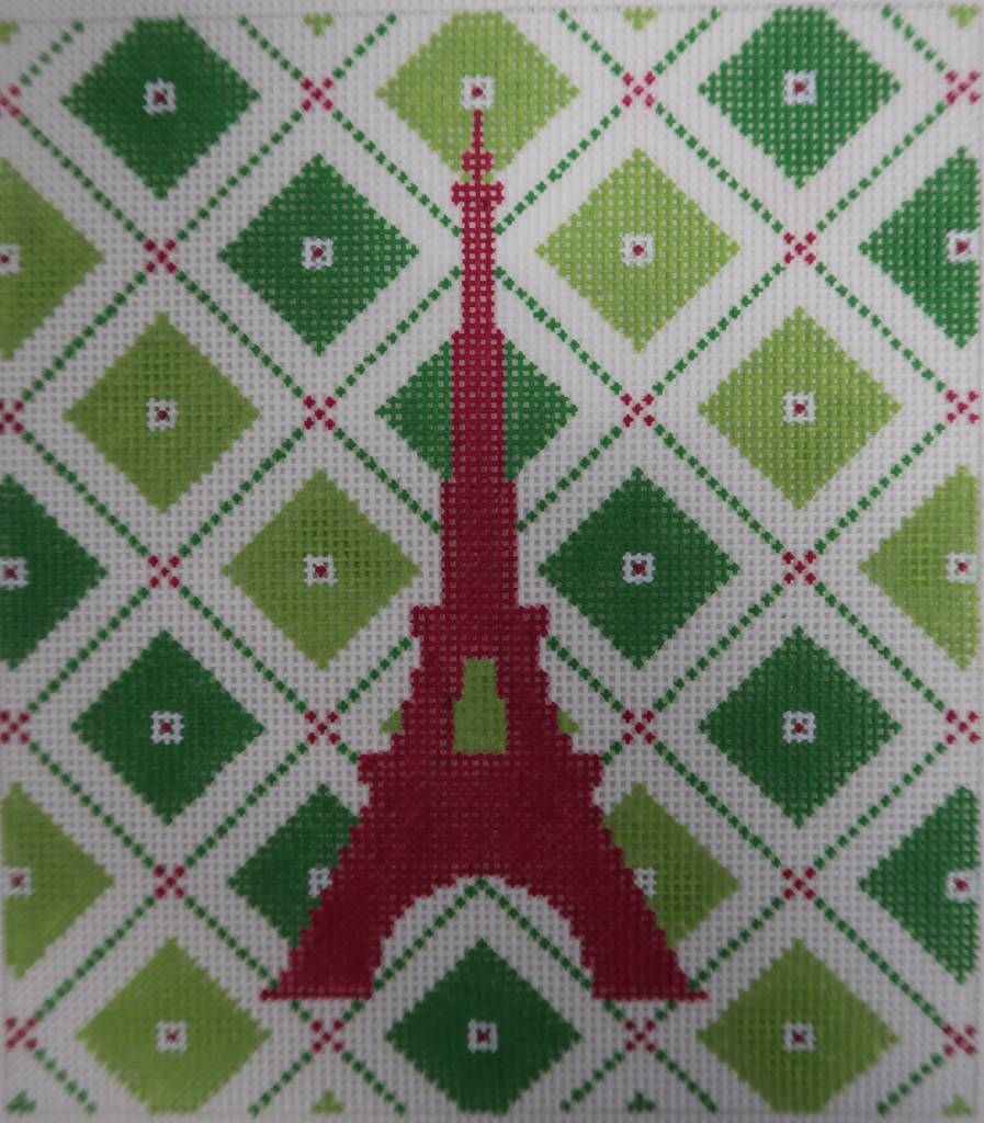 Eiffel Tower Bag Insert