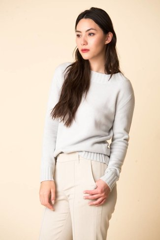 Vince Vince Off Shoulder L/S Sweater