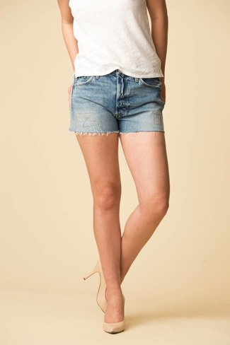 AMO AMO Tomboy Short - Loved to Pieces