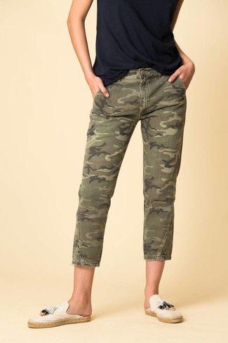 AMO AMO Slouch Trouser - Camo