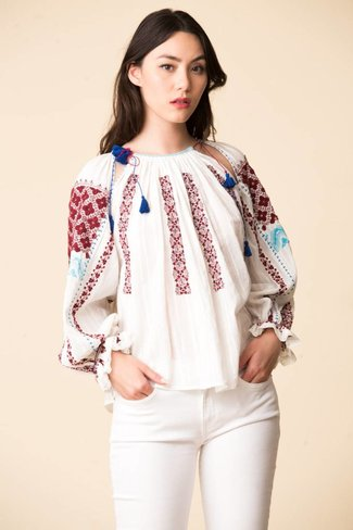 Ulla Johnson Ulla Johnson Mila Blouse