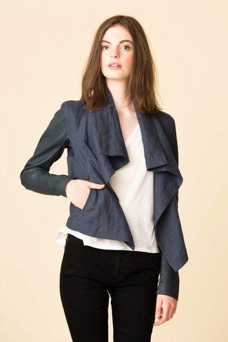 VEDA Veda Max Linen Jacket