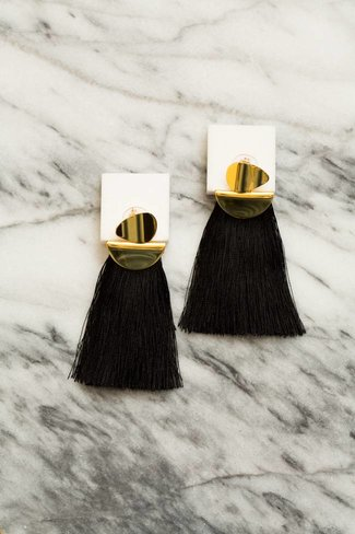 Lizzie Fortunato Lizzie Fortunato Crater Earring
