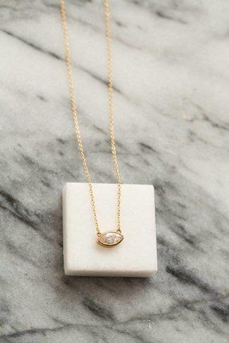 Thatch Thatch Iris Necklace