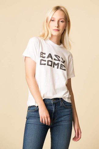 Re/DONE RE/DONE Girlfriend Easy Tee