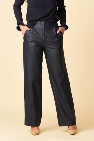 VEDA VEDA Bess Leather Pant