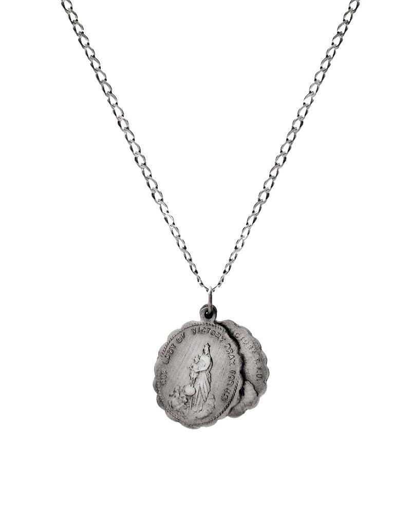 MIANSAI MIANSAI / Saints Necklace (Sterling Silver)