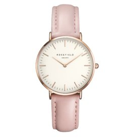 ROSEFIELD ROSEFIELD / The Tribeca Leather (White/Pink/Rosegold)