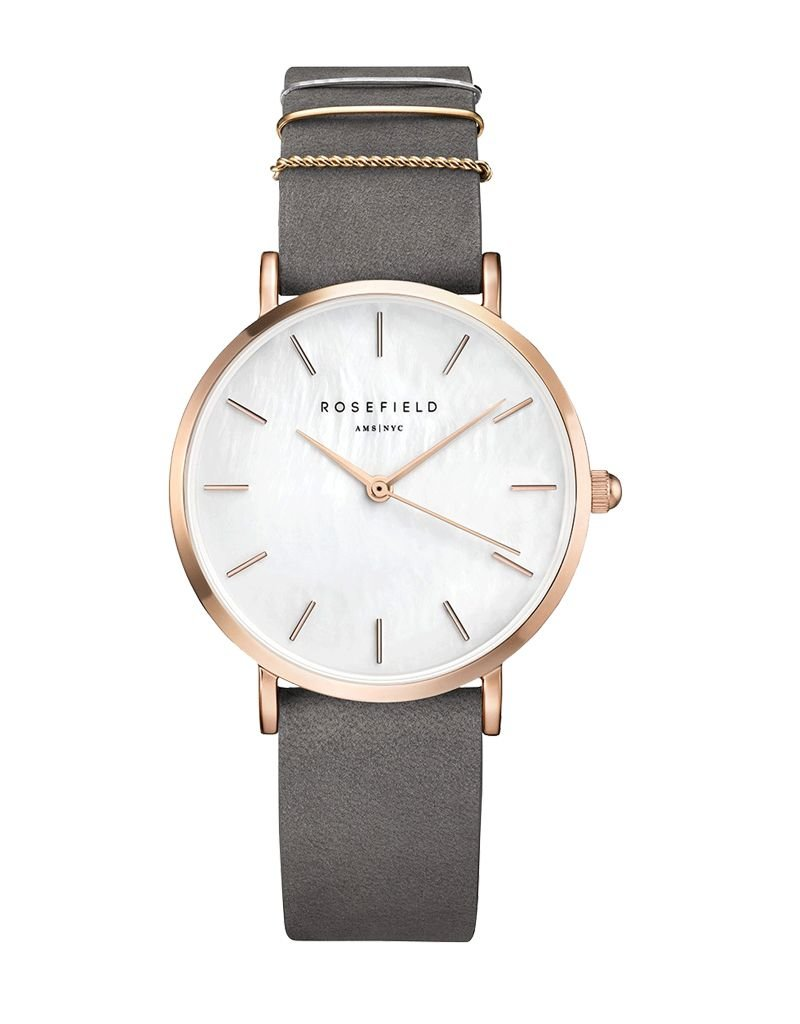 ROSEFIELD ROSEFIELD / The West Village Elephant Grey Rosegold