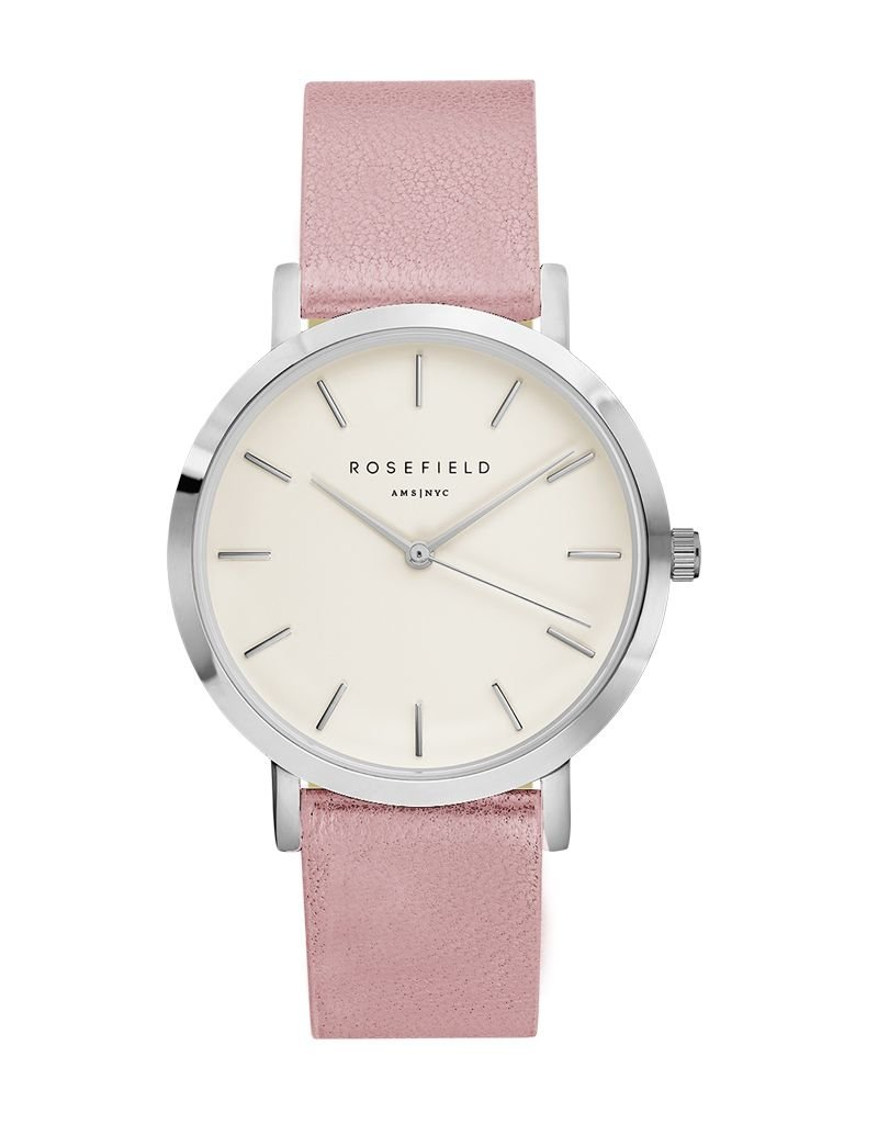 ROSEFIELD ROSEFIELD / The Gramercy (White/Pink/Silver, o/s)