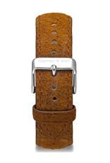 KAPTEN & SON KAPTEN & SON / Campus Leather Strap (Vintage BrownxSilver)