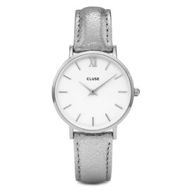 CLUSE CLUSE / Minuit Silver White/Silver Metallic