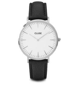 CLUSE CLUSE / La Boheme Silver White/Black