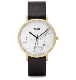 CLUSE CLUSE / La Roche Gold White Marble/Black