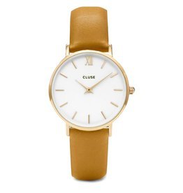 CLUSE CLUSE / Minuit Gold White/Mustard