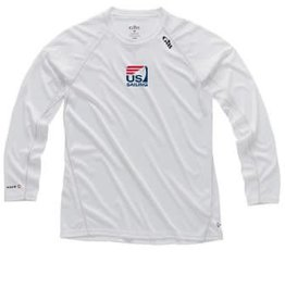 Race Long Sleeve Tee - Gill