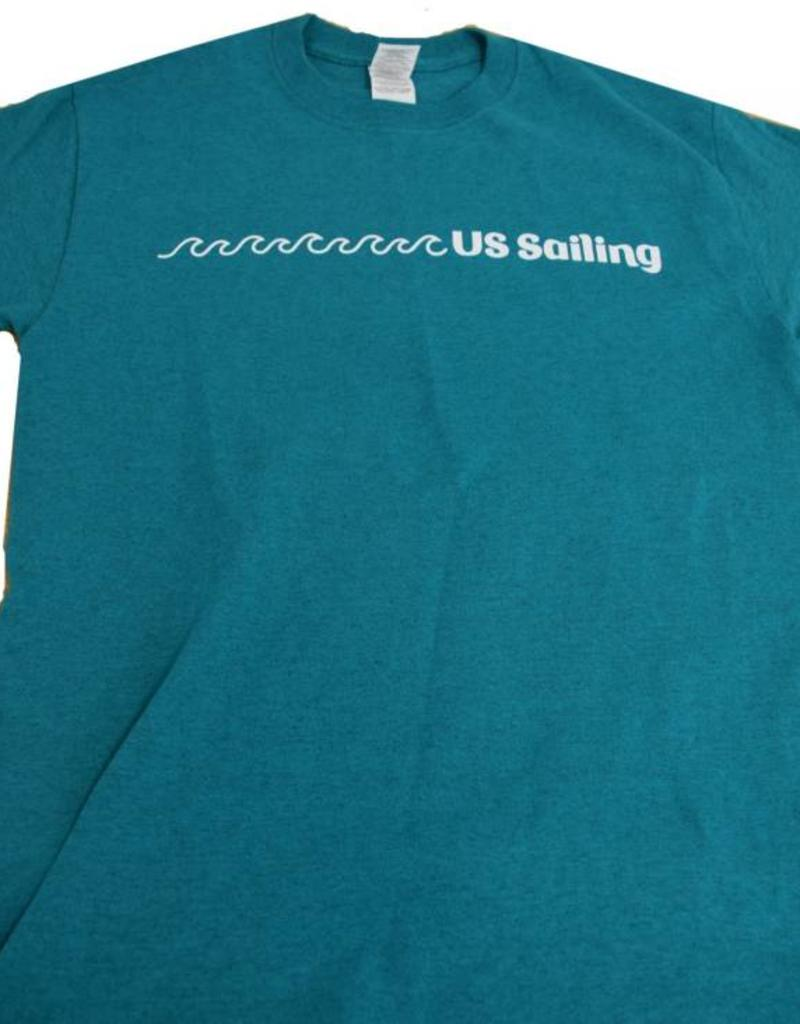 US Sailing Cotton Tee