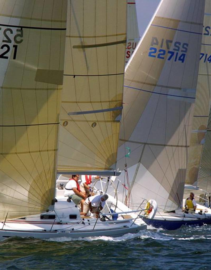 Standard Sail Number