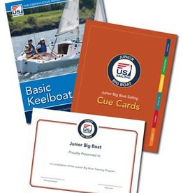 Junior Big Boat Sailing Program Package