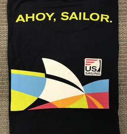 Ahoy Sailor Tee - Large