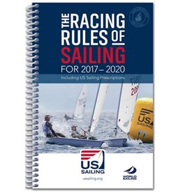 Racing Rules of Sailing 17-20 WATERPROOF