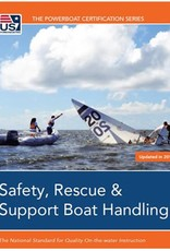 Safety, Rescue & Support Boat Handling