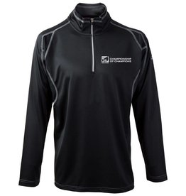 Mens UV Tec Zip Up