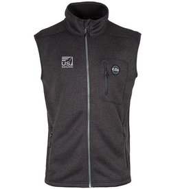 Knit Fleece Vest- 1494