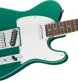 Fender Squier Affinity Series™ Telecaster®, Laurel Fingerboard, Race Green