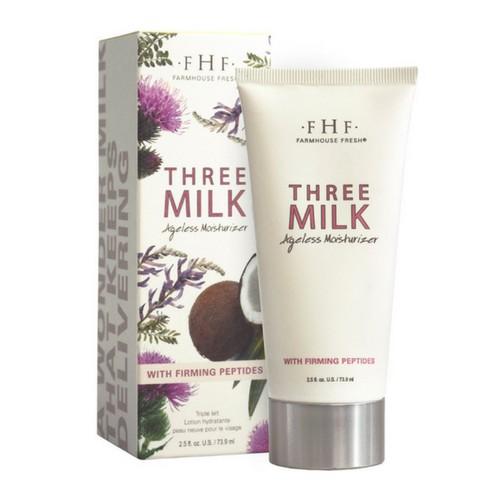 Three Milk Ageless Moisterizer