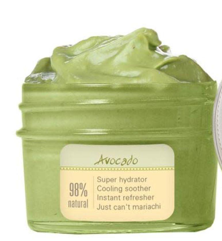Guac Star - Soothing Avocado Hydration Mask