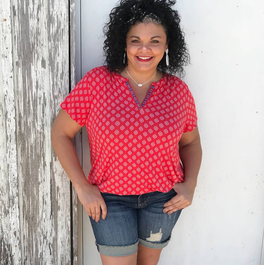Red Chess Top