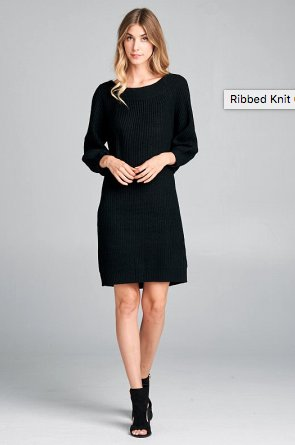 Katherine Sweater Dress
