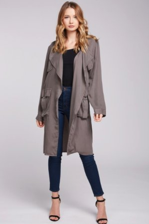The Terrace Trench Coat