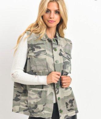 Army Vest